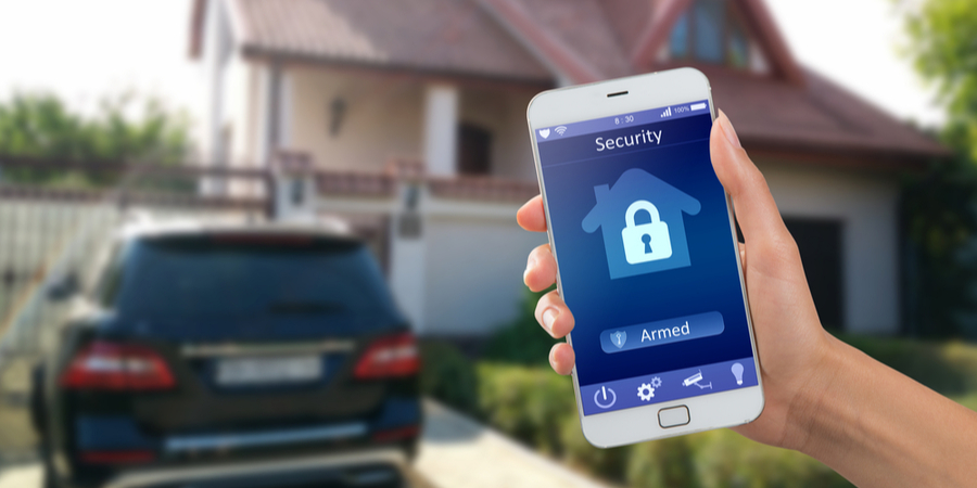 Use The Power Of Technology To Protect Your Home And